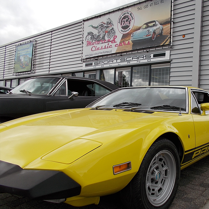 Import and Selling of Classic Sports Cars - Sportcars Holland